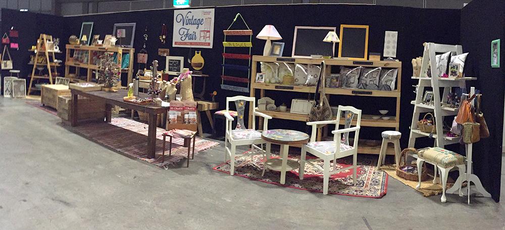 Vintage Fair launches new pallet furniture line