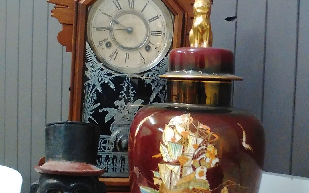 Antique & Collectables sale at Spring Market