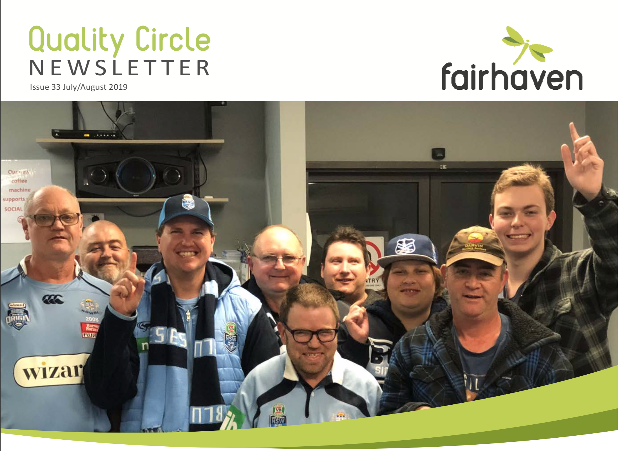 Quality Circle Newsletter