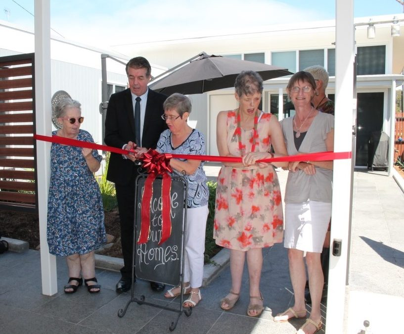 New bayside villas open for residents of Fairhaven