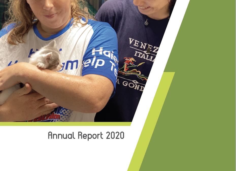 2019 – 2020 Annual Report